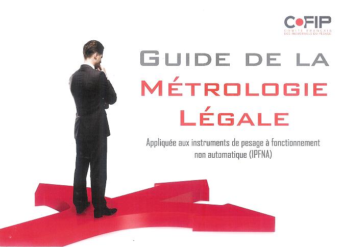 Guide Cofip de la métrologie légale