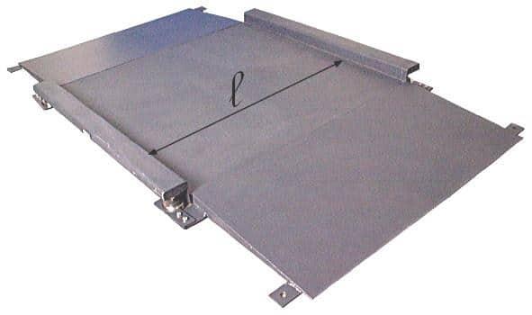 Plateforme de pesage hauteur réduite EXA