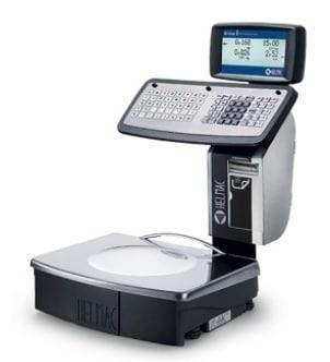 balance commercial pour magasin avec imprimante