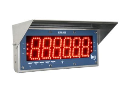 Indicateur répétiteur de pesage DCT100